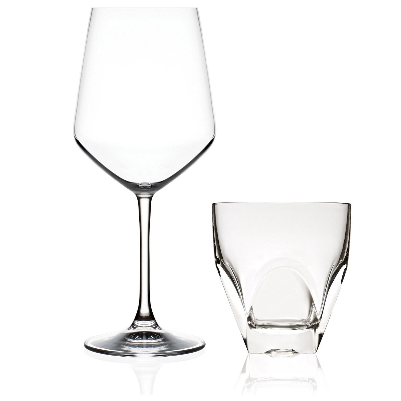 Набор д/сервировки 12 предметов (6 стаканов+6 бокалов) TAVOLA YOUNGRCR - это итальянская компания, начавшая свое производство в 1967 году. Сегодня эта компания - одна из ведущих по производству хрустальных изделий. Вся посуда высококачественная, красивая и удобная в использовании. Набор для сервировки TAVOLA YOUNG пригодится в каждом доме и украсит каждый стол.<br>