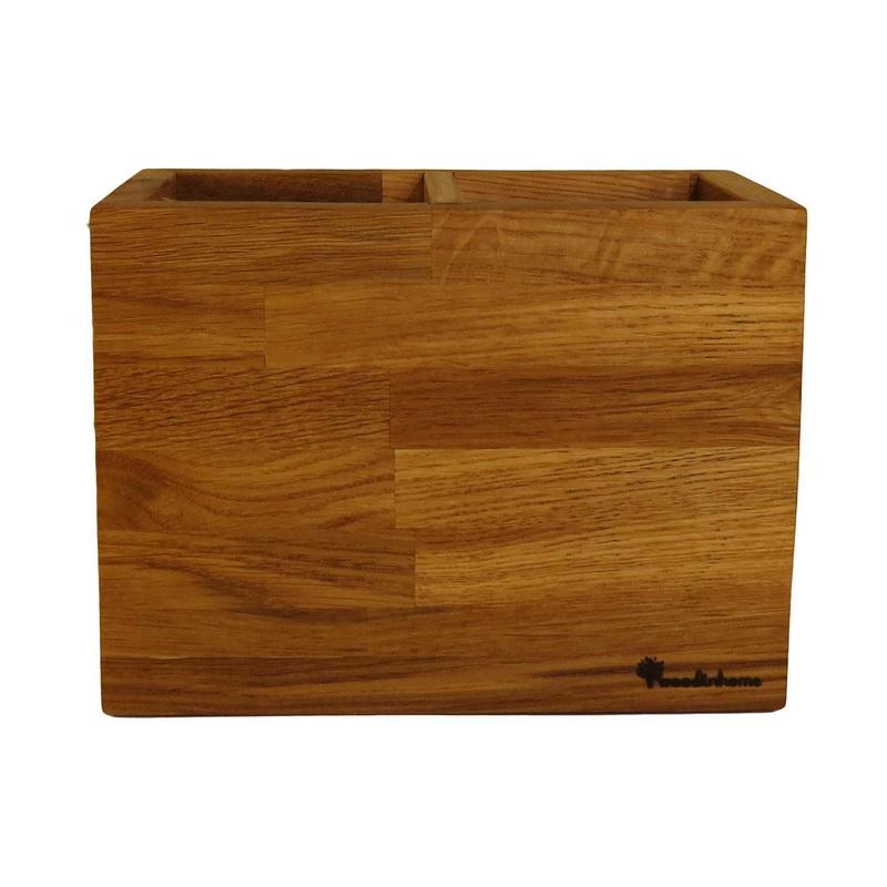 Купить Подставка для кухонных принадлежностей Woodinhome US002ON, дуб натур