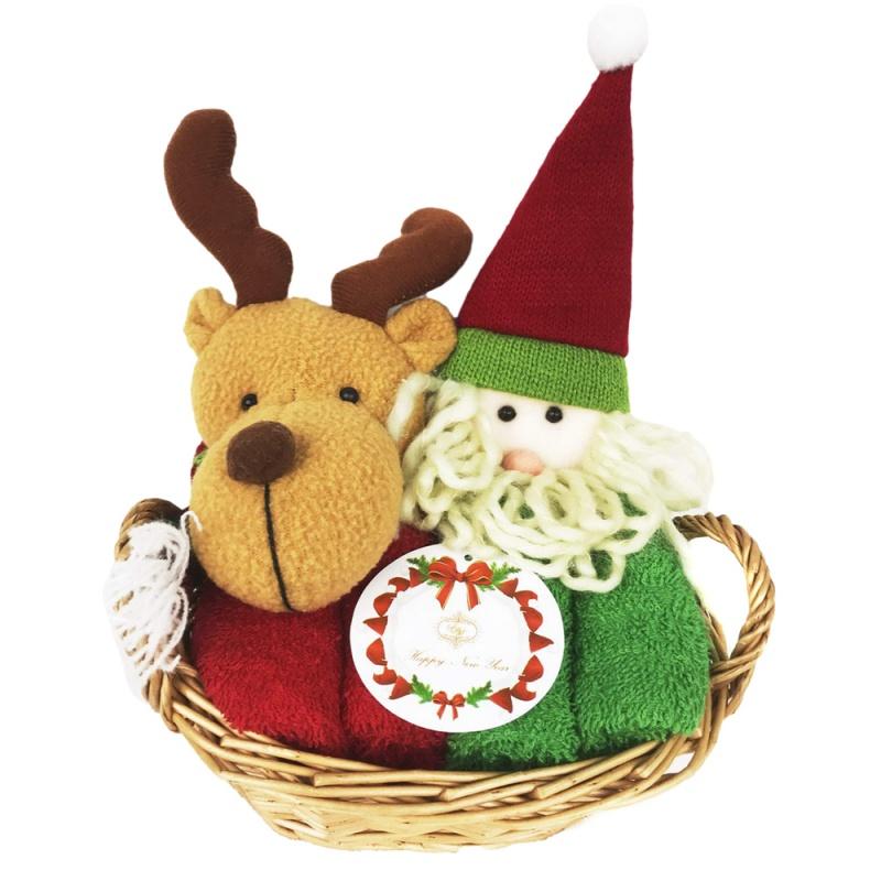 Набор из 4 салфеток 30 х 30 см Sofi de Marko Merry Christmas №1