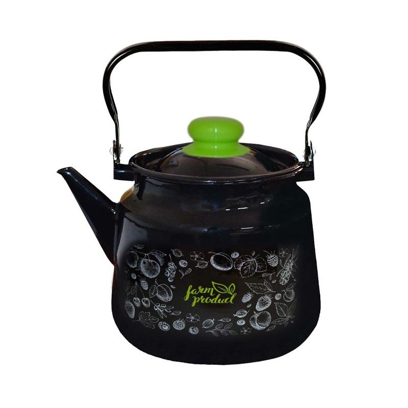 Чайник эмалированный 3,5 л Berry