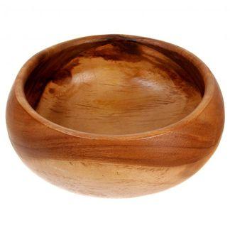 Салатница «Мед» большая 25,5х10смБренд Oriental Way уже более 15 лет создает стильную и высококачественную посуду из натуральной тропической древесины и бамбука. Салатник Мед имеет аккуратную красивую форму и подходит как для холодных закусок, так и для овощных салатов. Каждая стенка емкости покрыта специальным пищевым лаком, который является безвредным для организма, но при этом сохраняет посуду в идеальном состоянии на долгие годы. Это очень удобный предмет сервировки, который обязательно украсит Ваш дом и порадует гостей. Деревянная посуда не впитывает влагу и запахи, а также имеет долгий срок службы, по сравнению с другими материалами. Такая посуда может быть отличным подарком, ведь она отличается своим качеством и оригинальностью. Нельзя мыть в посудомоечной машине.<br>