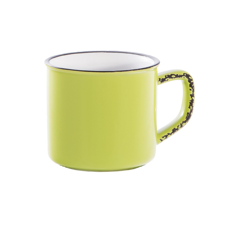 Кружка 9*8,5 см зеленая<br>
