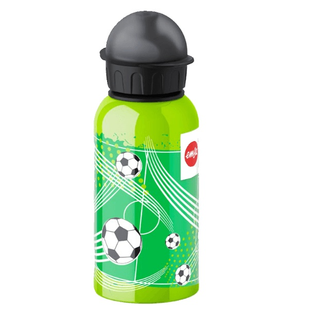 Фляжка для напитков 0,4 л Soccer KIDSФляжка для напитков от Emsa - это забота о ваших детях. Она сохранит тепло напитка надолго, что позволит насладиться его прекрасным вкусом в любой момент.<br>