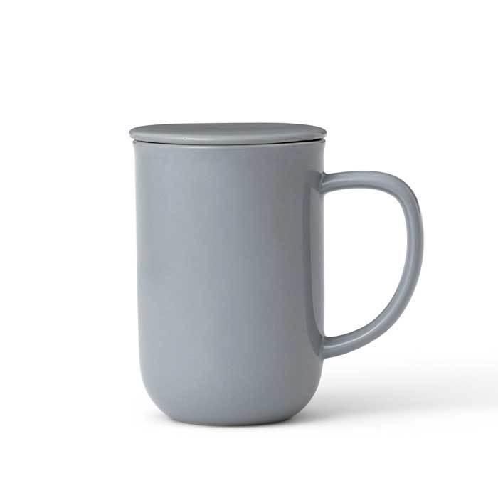 Кружка чайная с ситечком 0,5л Minima