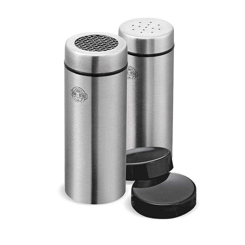 Набор для специйКомпания GEFU производит продукты современного дизайна. Качественный набор для специй нужен абсолютно всем, кто любит вкусно покушать. Такие контейнеры легко наполнять и использовать.<br>