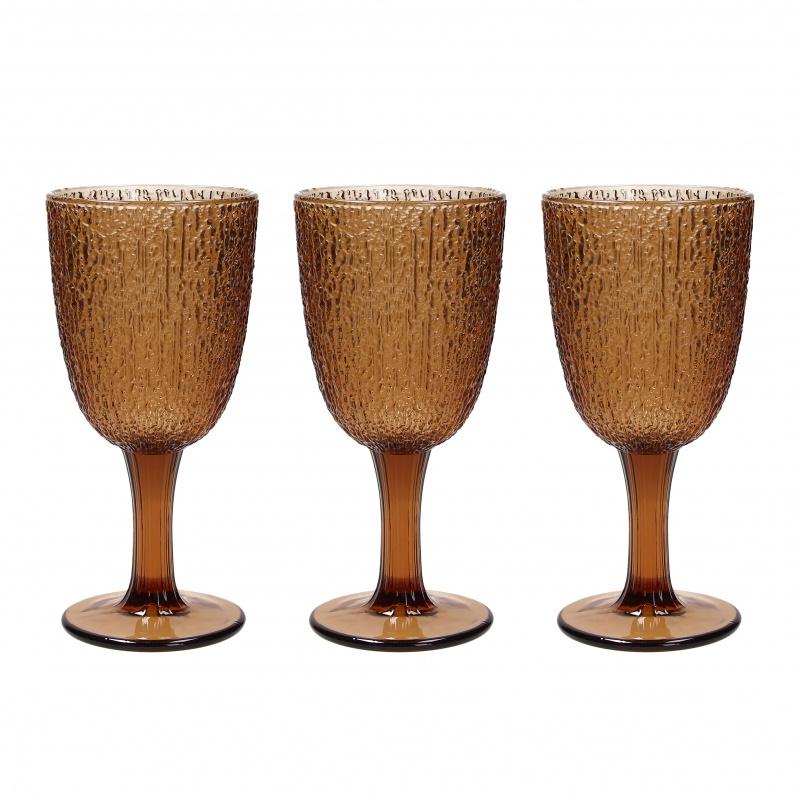 Набор бокалов для вина 250 мл Tognana Davor бежевый