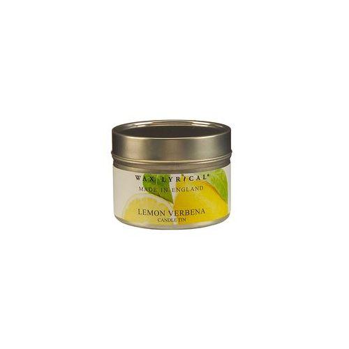 Свеча ароматическая в алюмин.банке Вербена лимонная 8х5х8 желтыйСвеча ароматическая в алюмин.банке Вербена лимонная от английской компании Wax Lyrical.  Уникальное средство для устранения неприятного запаха. Благодаря технологии Odouraze , которая находит молекулы неприятного запаха, окутывает их и полностью уничтожает. Придаст воздуху слегка терпкий, освежающий, с заметными цветочными аккордами аромат.<br>