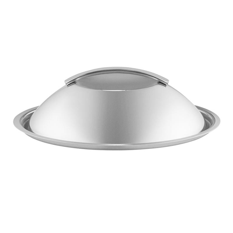 Крышка-купол стальная Eva Solo 24 см фото