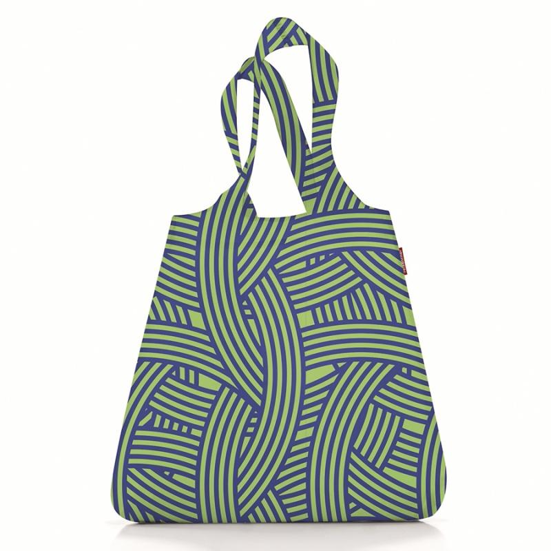 Сумка складная Reisenthel Shopper Mini maxi zebra green