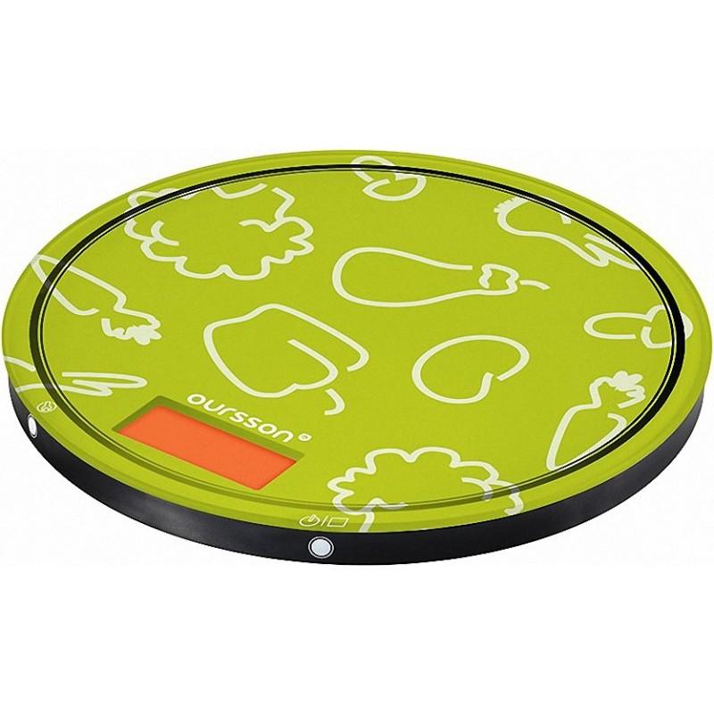 Весы электронныеЭлектронные кухонные весы предназначены для взвешивания продуктов весом до 5 кг. Они работают от батареек, имеют сенсорный дисплей размером 56*24 мм., функцию автоматического отключения и индиктор перегрузки. Они станут незаменимым помощником.<br>