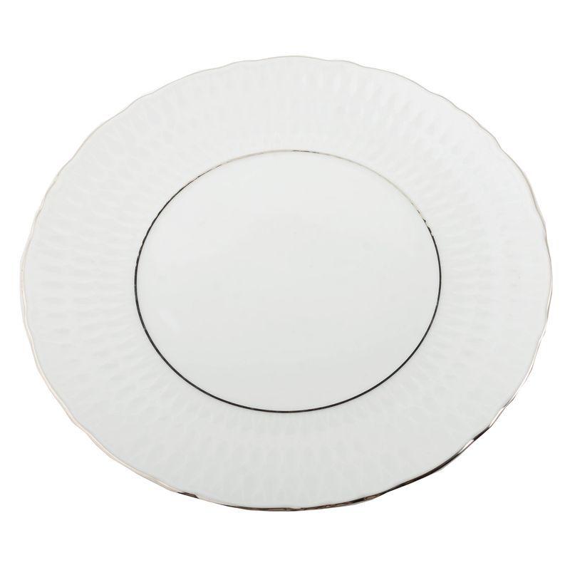 Тарелка десертная 21 см Sofia B358