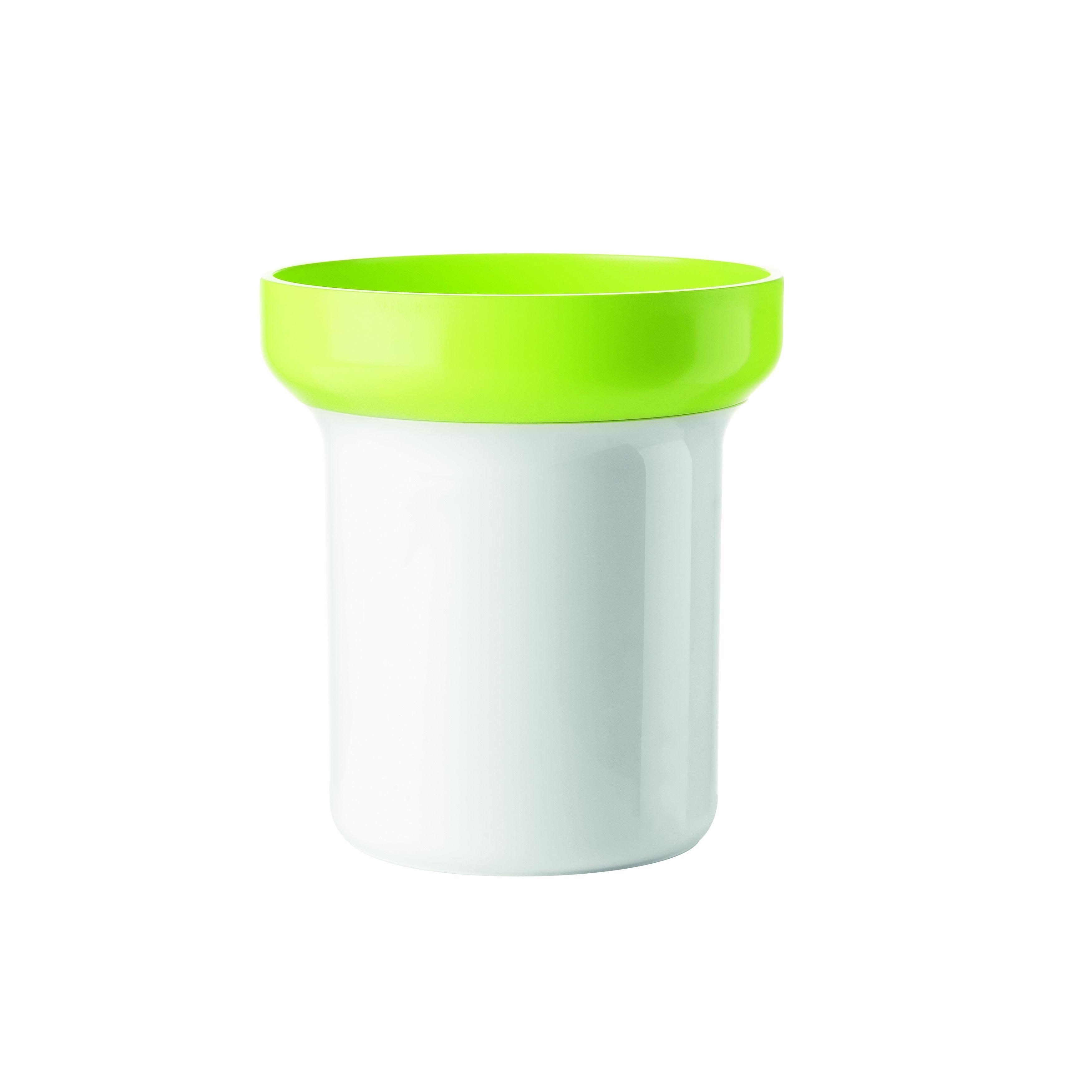 Подставка для столовых приборов MY KITCHEN зеленаяПодставка для столовых приборов Май китчен, выполненная из прочного и экологически безопасного пластика, - незаменимая вещь для хранения вилок, ложек и ножей. Изделие выполнено в современном стильном дизайне и органично впишется в любой кухонный интерьер. Подставка Май китчен не занимает много места на столе, неприхотлива в уходе и допускает очищение в посудомоечной машине. Изделие произведено в Италии.<br>