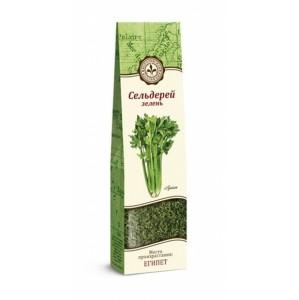 СельдерейзеленьСушеный сельдерей используют для приготовления соусов. Прекрасно сочетается он с блюдами из домашней птицы, особенно жирной, и яиц.Эта пряность также, придает изысканный вкус и аромат мясным, овощным (из моркови, картофеля, капусты, томатов, баклажанов и др.) и грибным блюдам. Его часто применяют в блюдах, приготовленных из бобовых культур. В кулинарии некоторых европейских стран ее для улучшения вкуса кладут в мясные подливки.<br>
