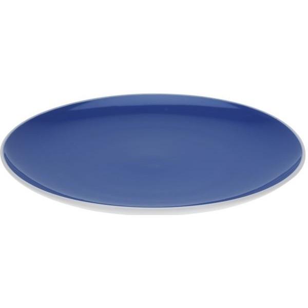 Керамическая тарелка 26,5 см в ассортименте