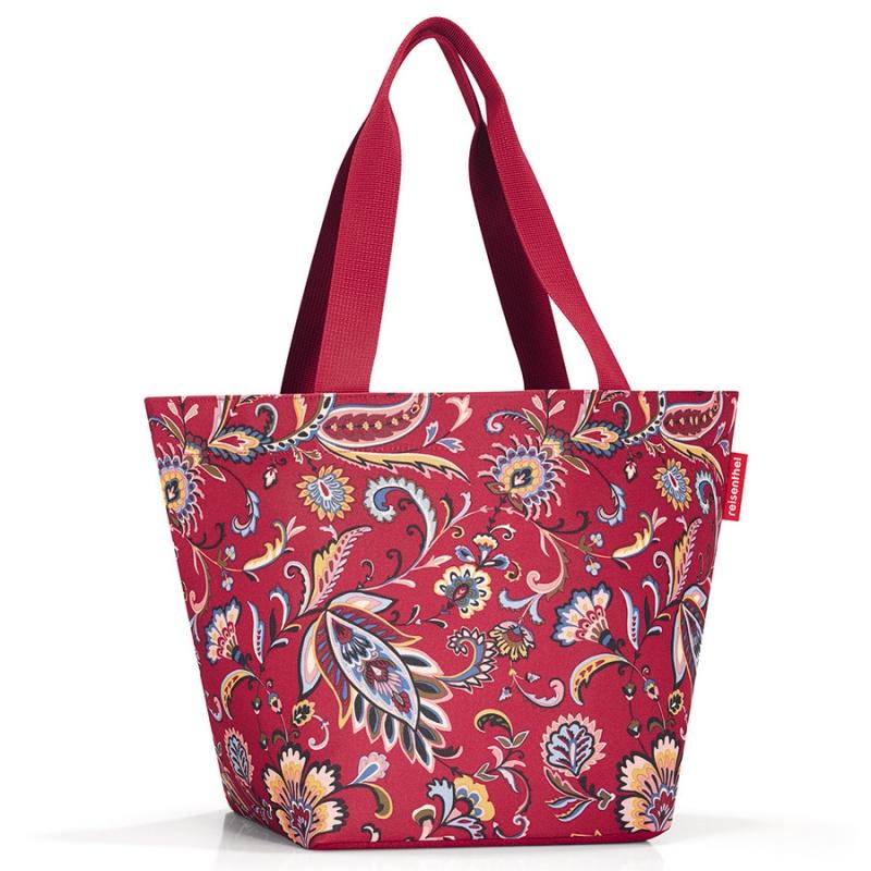 Сумка Reisenthel Shopper paisley ruby