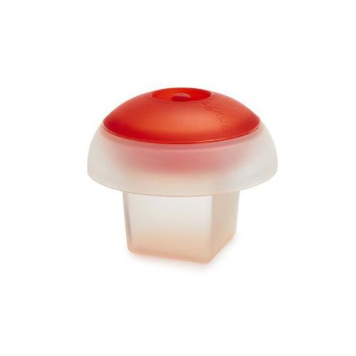 Яйцо-минутка 103*103*90 белыйЯйцо-минутка от бренда Lekue качественное и удобное. Выполнено из пищевого силикона, благодаря чему обладает высоким диапазоном температур.<br>