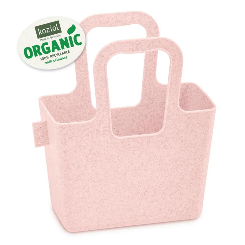 Органайзер Koziol Taschelini organic розовый