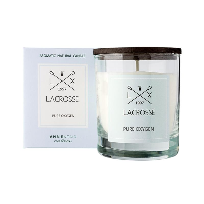 Свеча ароматическая в стекле Lacrosse Кислород