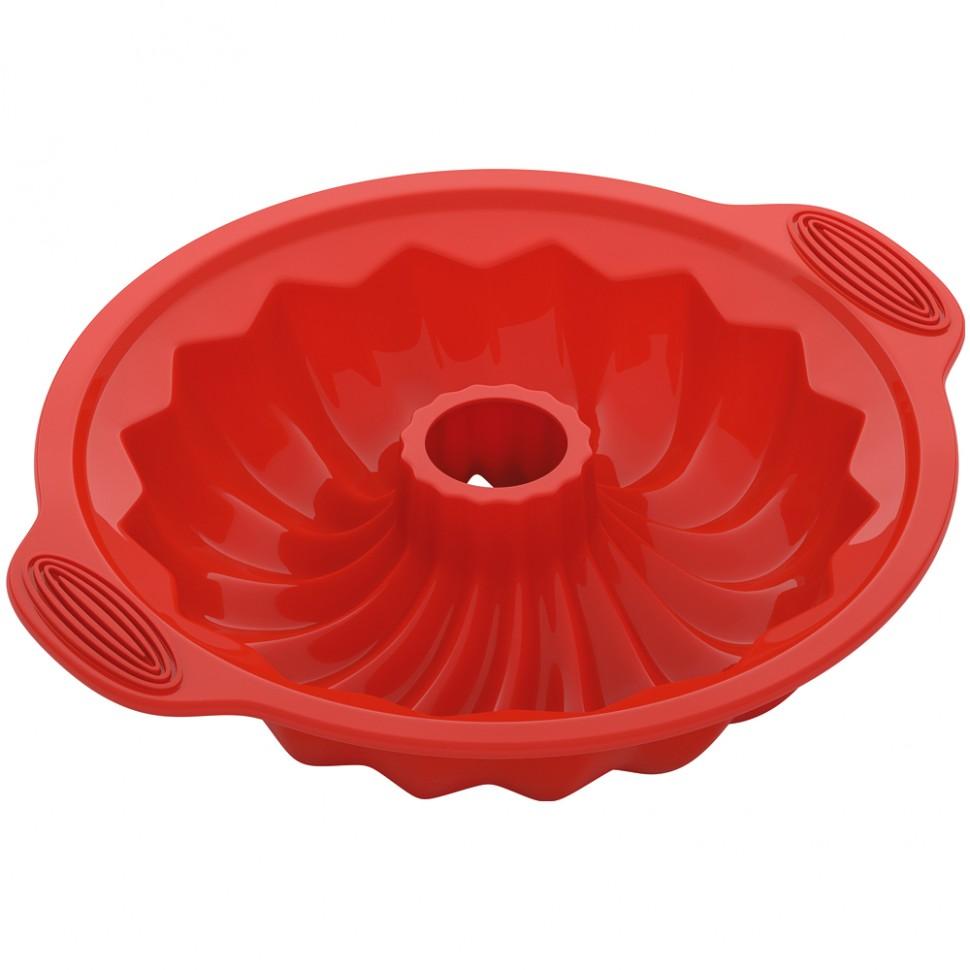 Форма для круглого кексаNadoba производит высококачественные кухонные инструменты и аксессуары, что подтверждается длительным сроком гарантии. Хорошая форма для выпечки необходима в каждом доме. Вы останетесь довольны ее качеством и эргономичностью.<br>