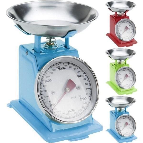 Весы механические до 3 кг Excellent Houseware в ассортименте