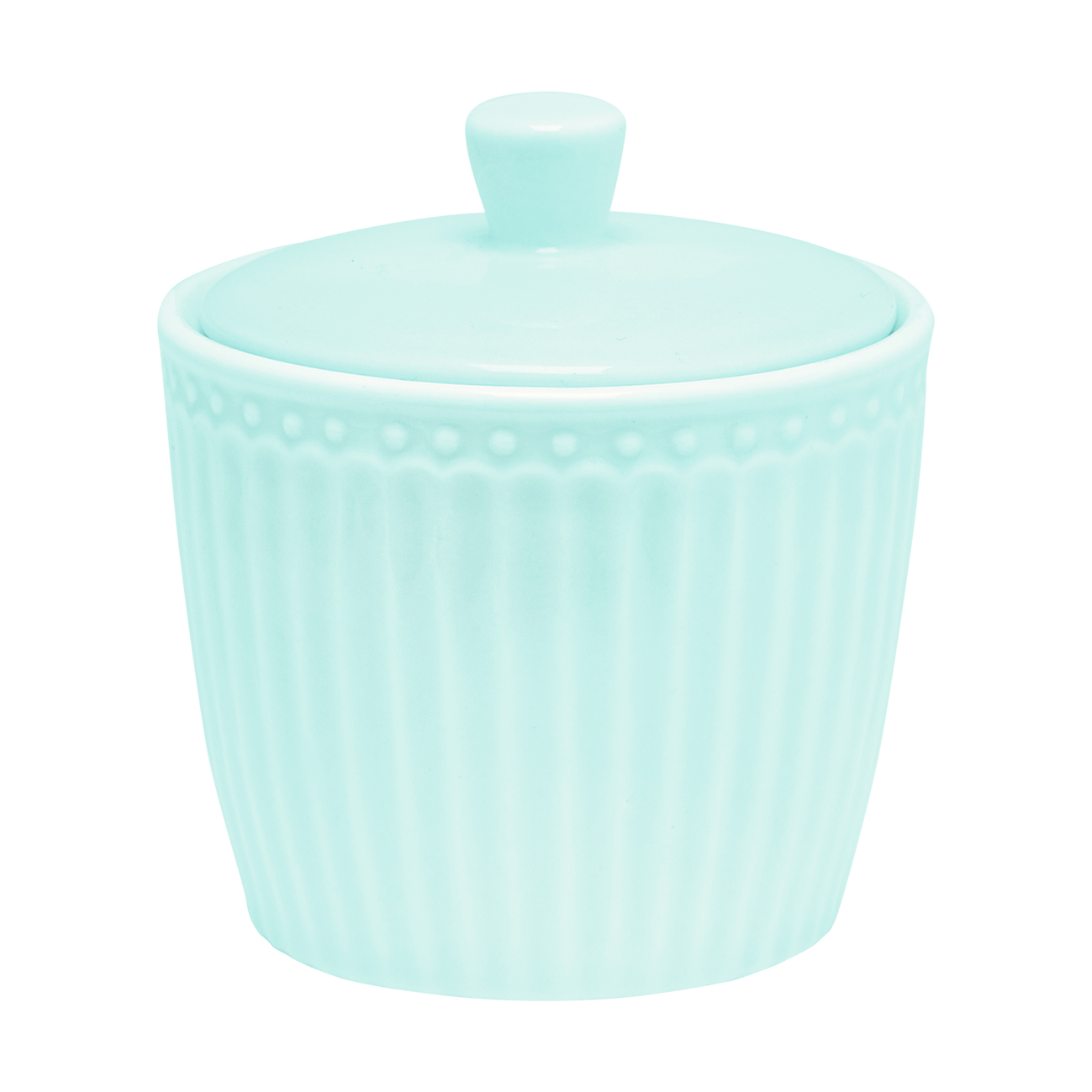 Сахарница Alice pale blue<br>
