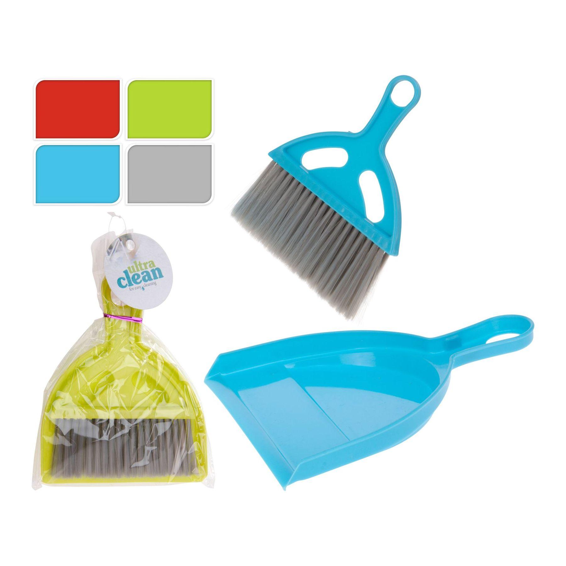 Набор совок+щётка д/пола 20х26,5совок для мусора, щётка ручная, для уборки пола разм. 20х26,5 см<br>