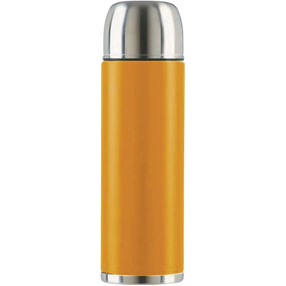 Термос 0,7 л, оранжевый SENATORТермос от Emsa - это забота о вашей семье. Он 100% герметичен, сохранит тепло напитка надолго, что позволит насладиться его прекрасным вкусом в любой момент.<br>