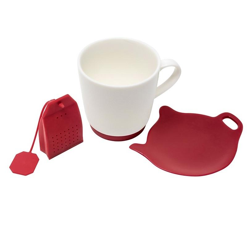 Набор для приготовления чаяOursson - швейцарский бренд. Превосходные эргономичные предметы быта этой марки превзойдут все ваши представления о стильных и качественных вещах. Набор для чая - один из таких примеров, которым вы останетесь довольны.<br>