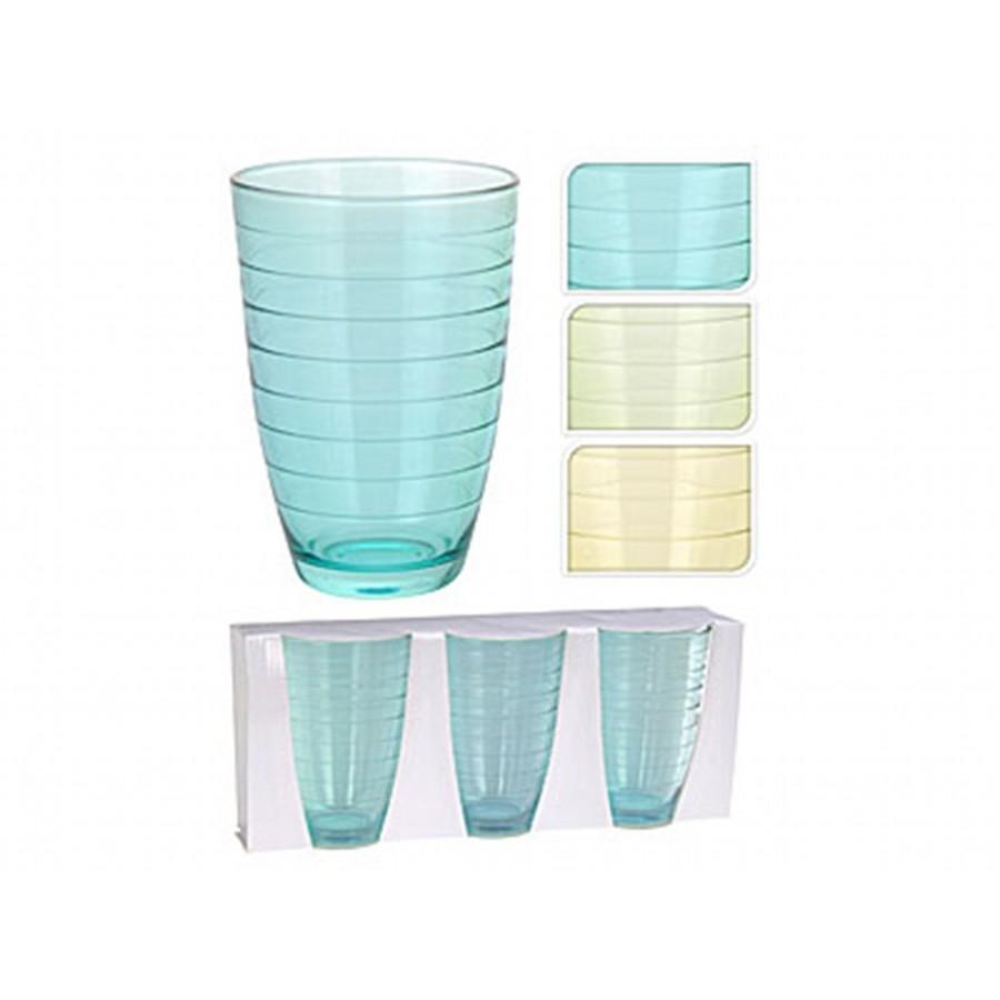 Набор стакановExcellent Houseware производит посуду и различные предметы для дома. Стаканы - прекрасный подарок для любителей всевозможных напитков. Они создают уютную атмосферу спокойствия и гармонии, и, конечно, украшают стол. Внимание! Выбрать цвет заранее не представляется возможным.<br>