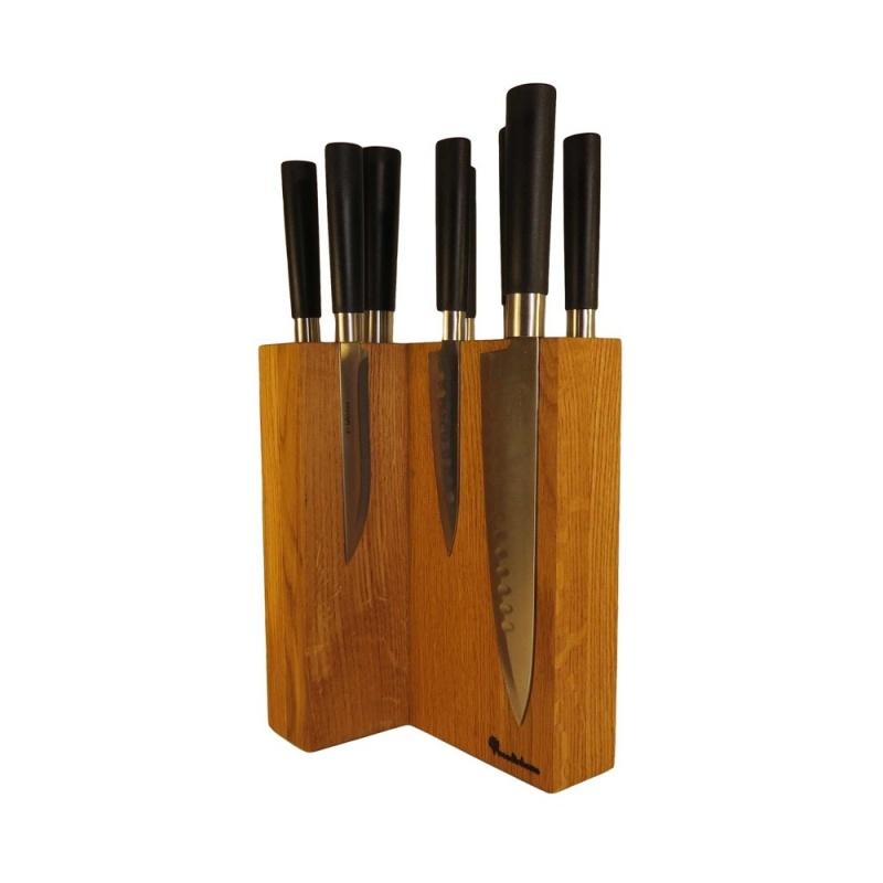 Подставка для ножей магнитная Woodinhome