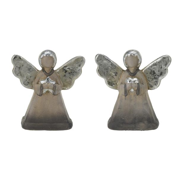 "Декоративная статуэтка ""Ангел"" керамика"