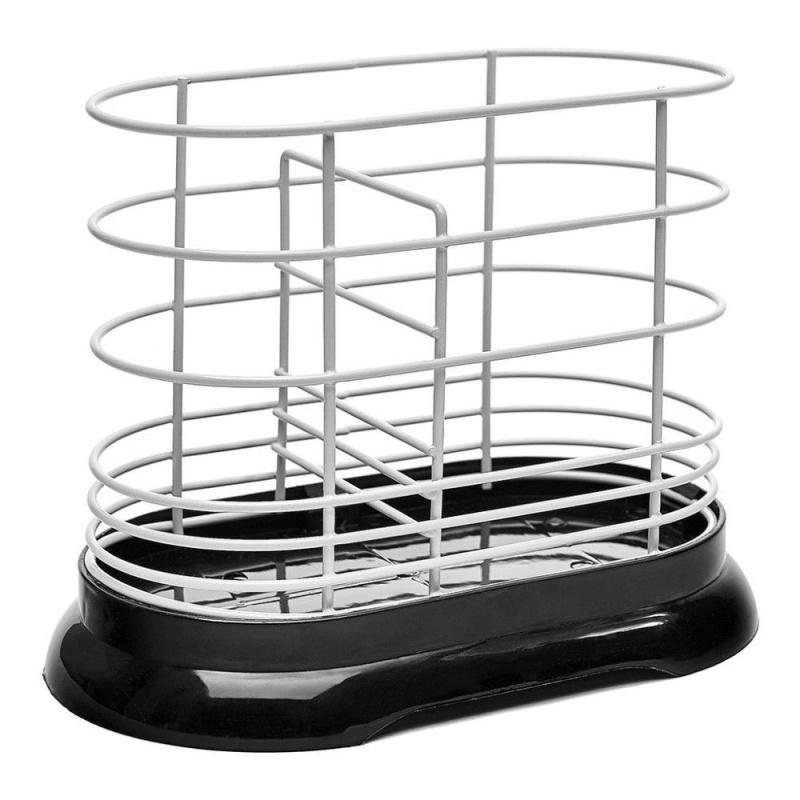 Подставка для столовых приборов поддоном Walmer