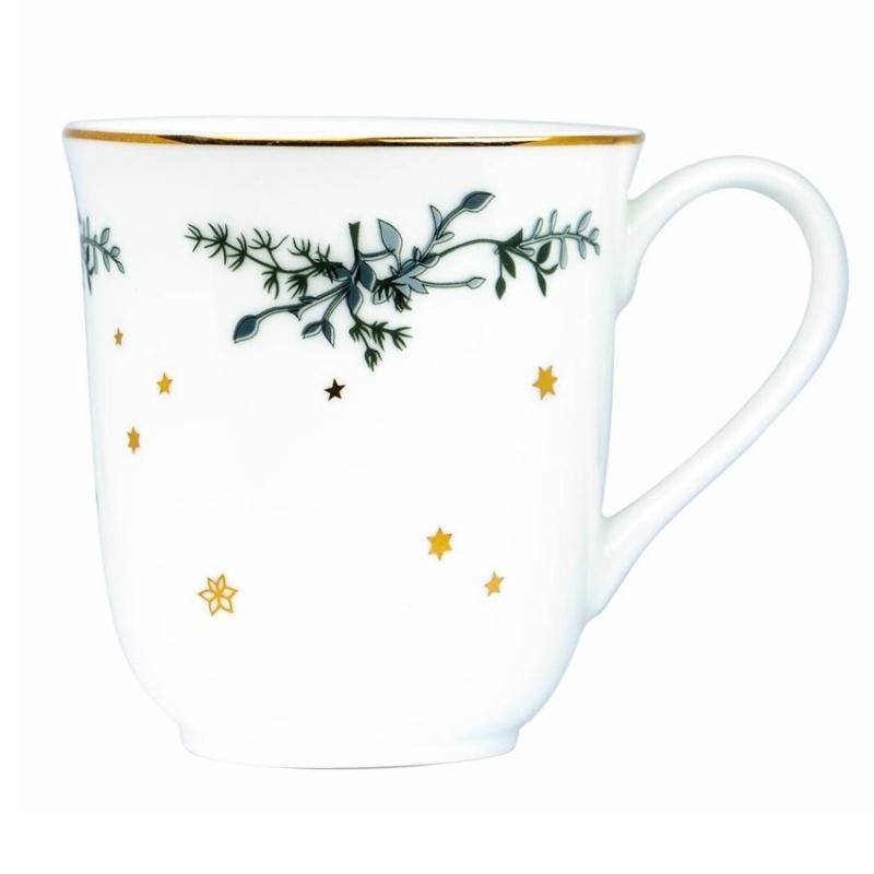 Кружка Jette Frolich Design Зимние звезды 10 см