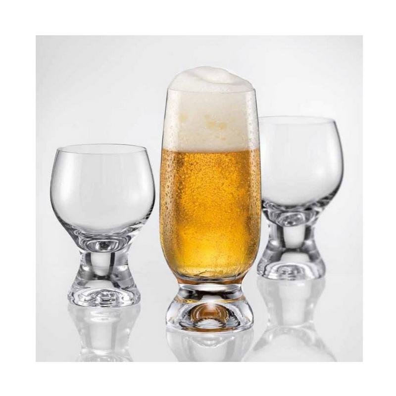 Набор бокалов для пива 6 шт 260 мл Gina