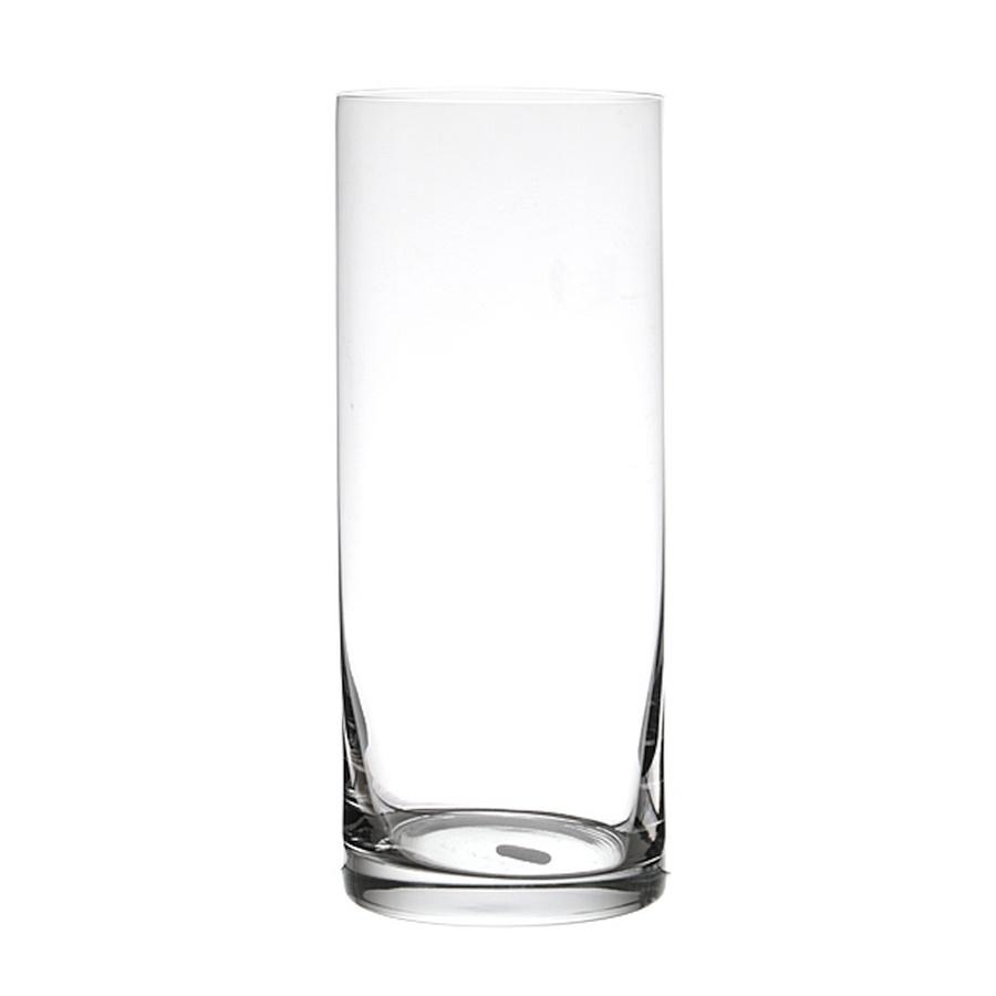Ваза 26 сmВаза «Кристелекс» незаменима для поклонников букетов из живых цветов. Классическая форма прямого стакана, массивное дно, тонкие верхние стенки, изящество и скромность модели станут ненавязчивым украшением любого интерьера. Знаменитое чешское стекло высокого качества не теряет своей необычной прозрачности и блеска, поэтому будет радовать владельцев долгое время. При необходимости вазу можно очищать как вручную, так и в машине для мытья посуды.<br>