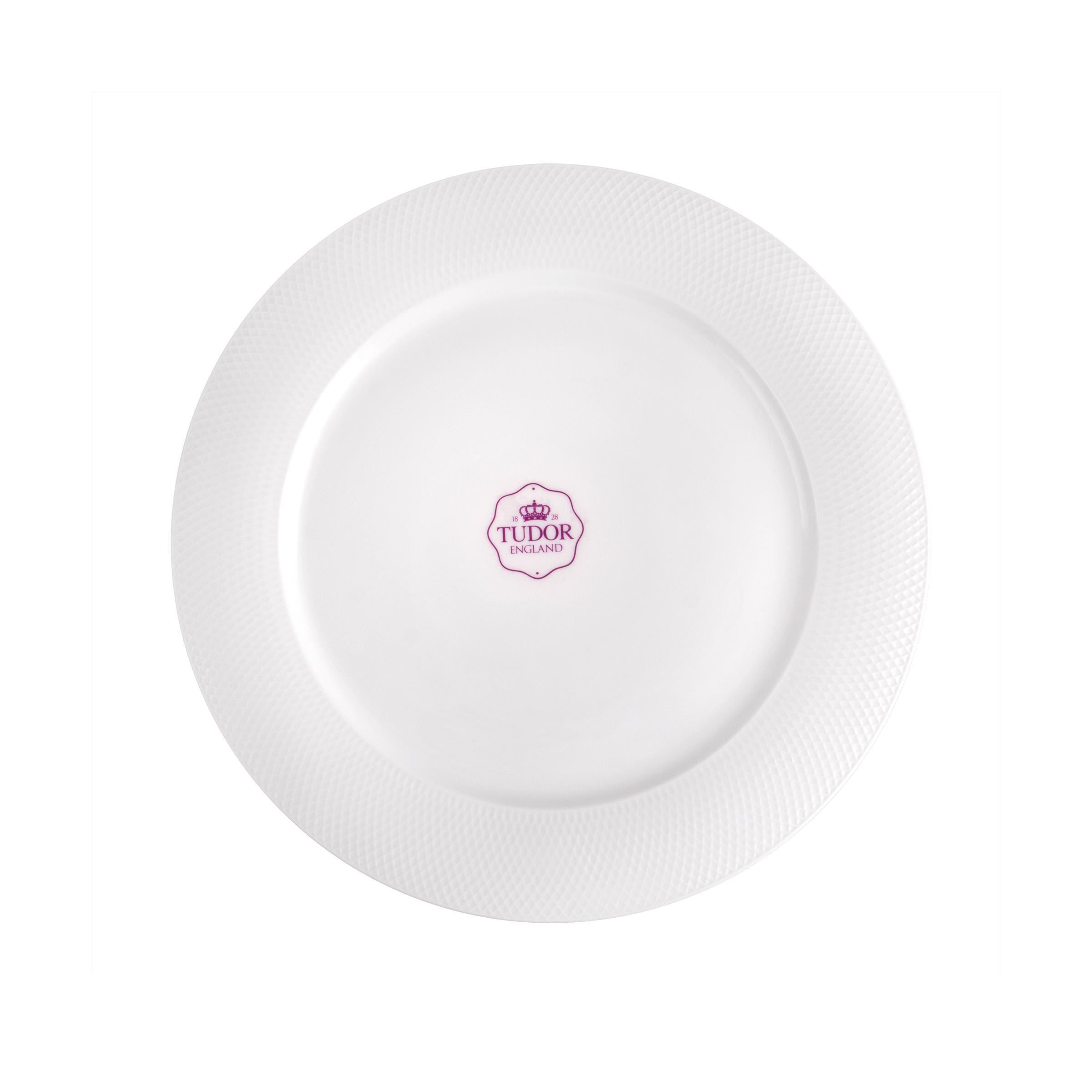 Тарелка обеденная 25 см TUDOR England