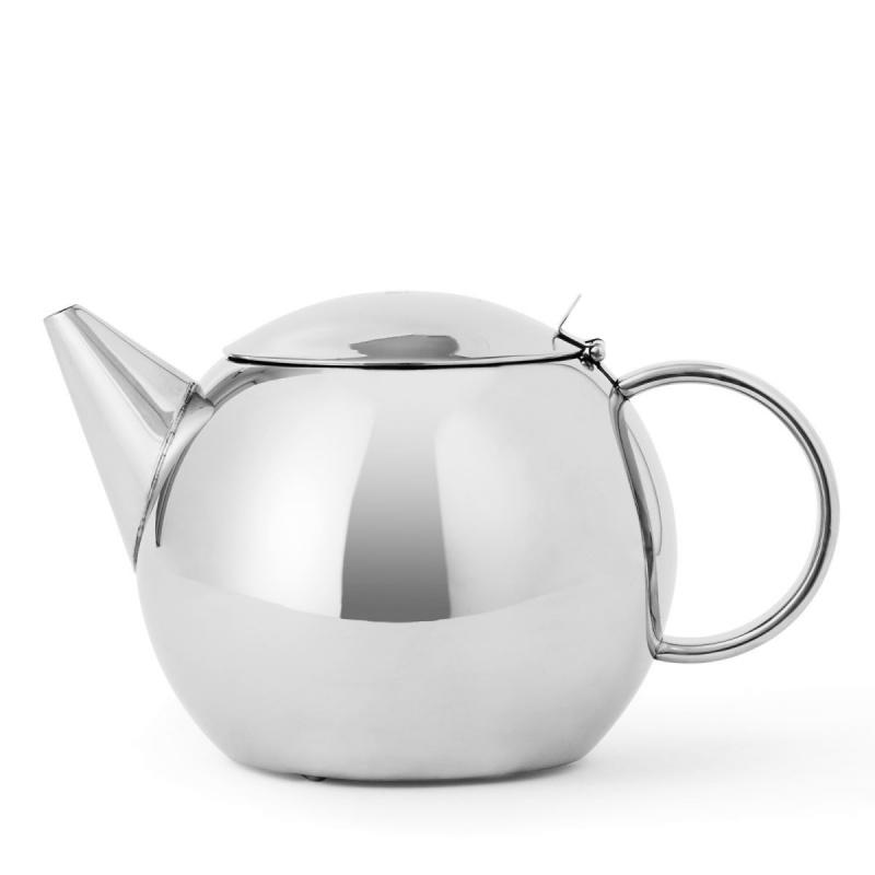 Чайник заварочный с ситечком 1л металлический Viva Scandinavia Lucas
