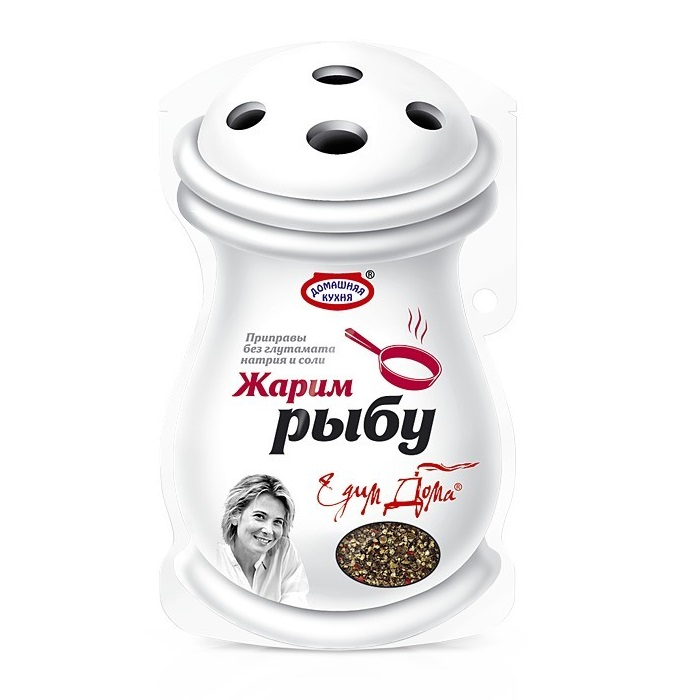"""Специи для рыбы """"Домашняя Кухня"""""""