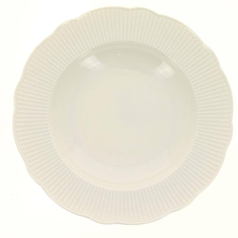 Тарелка суповая 23 см Kutahya Porselen Ilay