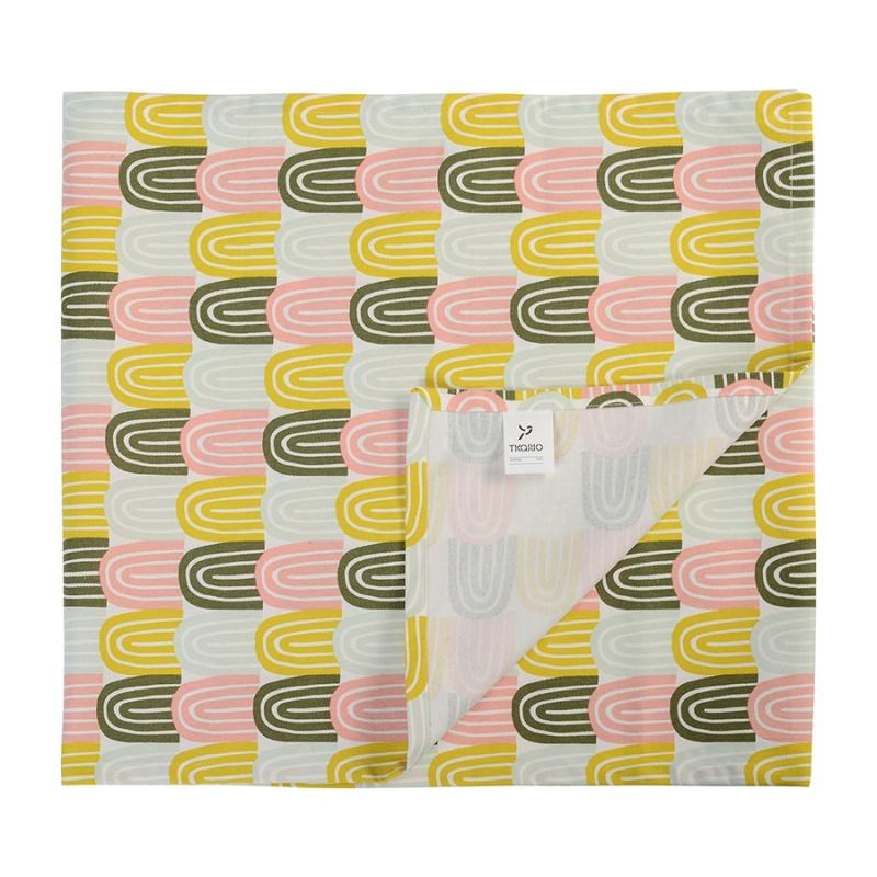 Дорожка на стол с принтом Tkano Passion Arch 45х150 см