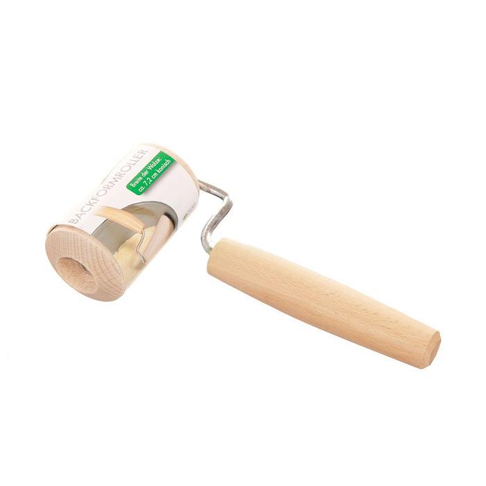 Скалка деревянная, бук