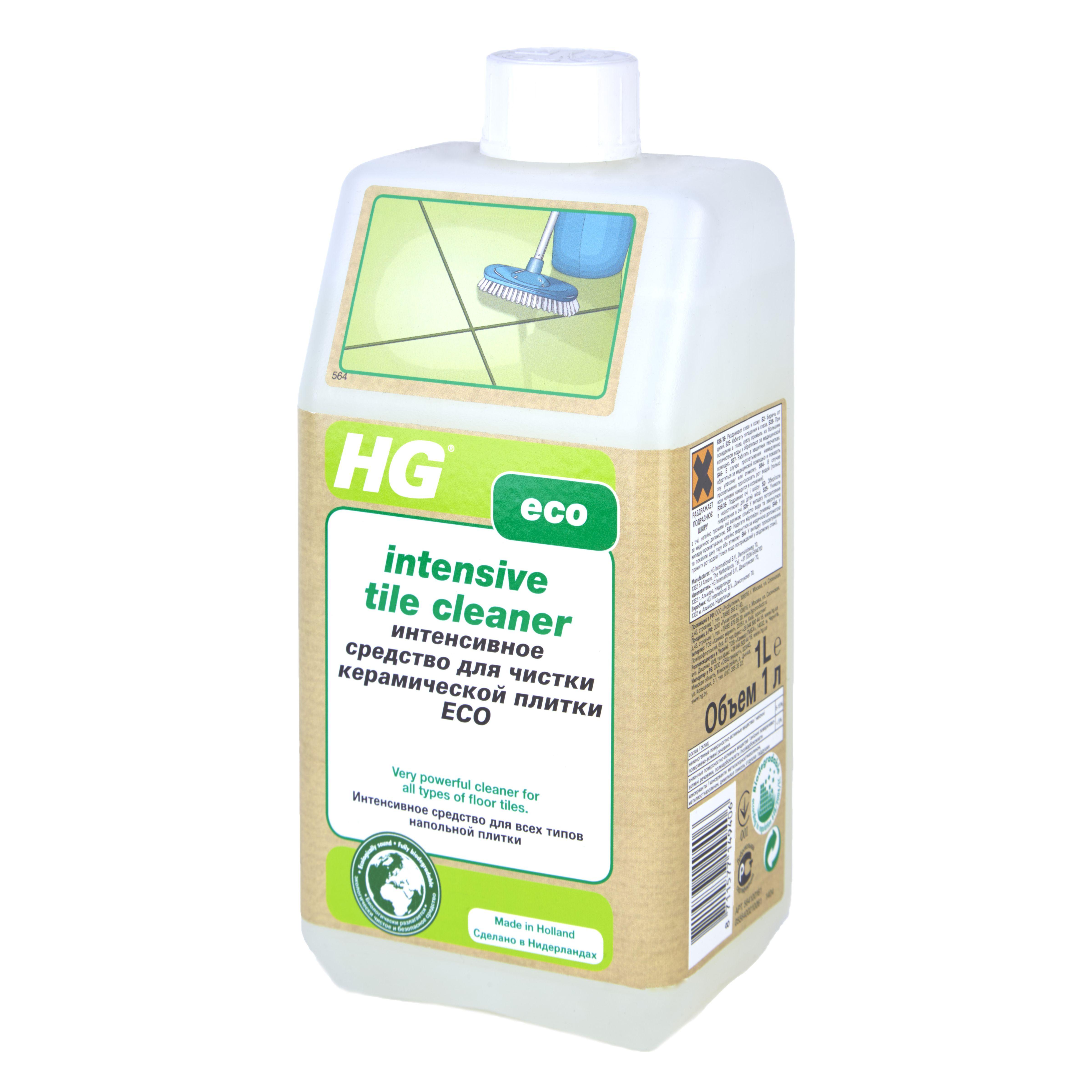 Интенсивное средство для чистки керамической плитки ЭКОСредство разработано для очистки любых загрязнений керамической напольной плитки как глянцевой, так и матовой. Также подходит для очистки декоративной напольной плитки.<br>