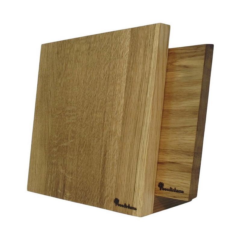Подставка для ножей магнитная Woodinhome на 5 ножей