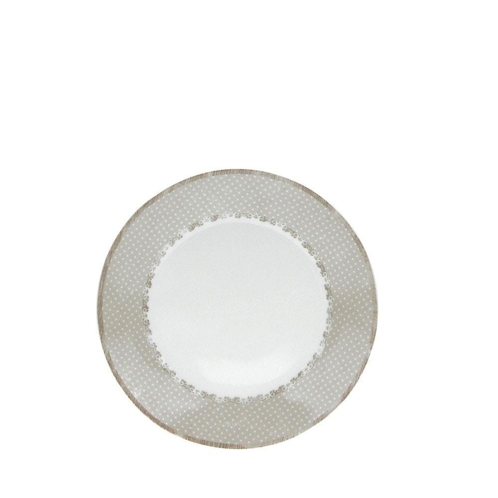 Тарелка десертная OLIMPIA VINTAGETognana производит красивую и качественную посуду и аксессуары для дома и дачи, создает каждый предмет продуманно и с особой любовью. Данная тарелка стильная, эргономичная, прекрасно выполняет свою функцию и украшает стол.<br>