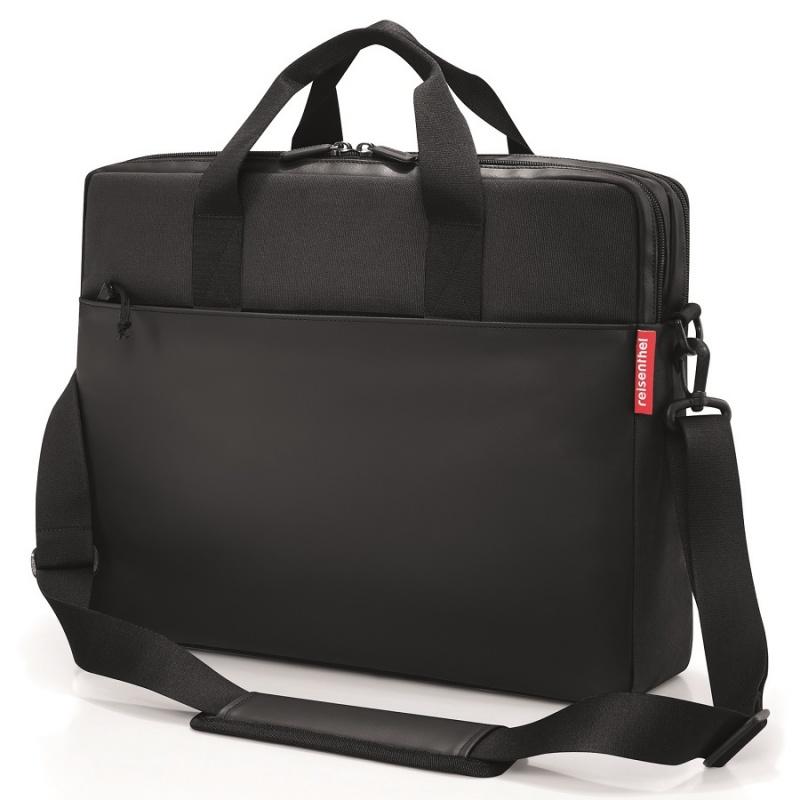 Сумка для ноутбука Reisenthel Workbag canvas black