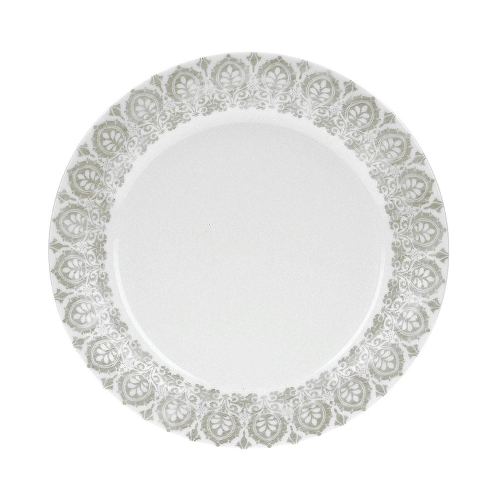 Тарелка обеденная OLIMPIA VINTAGETognana производит красивую и качественную посуду и аксессуары для дома и дачи, создает каждый предмет продуманно и с особой любовью. Данная тарелка стильная, эргономичная, прекрасно выполняет свою функцию и украшает стол.<br>