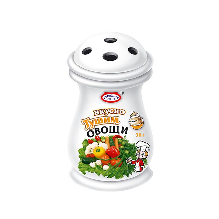 "Приправа для овощных блюд ""Тушим овощи"""