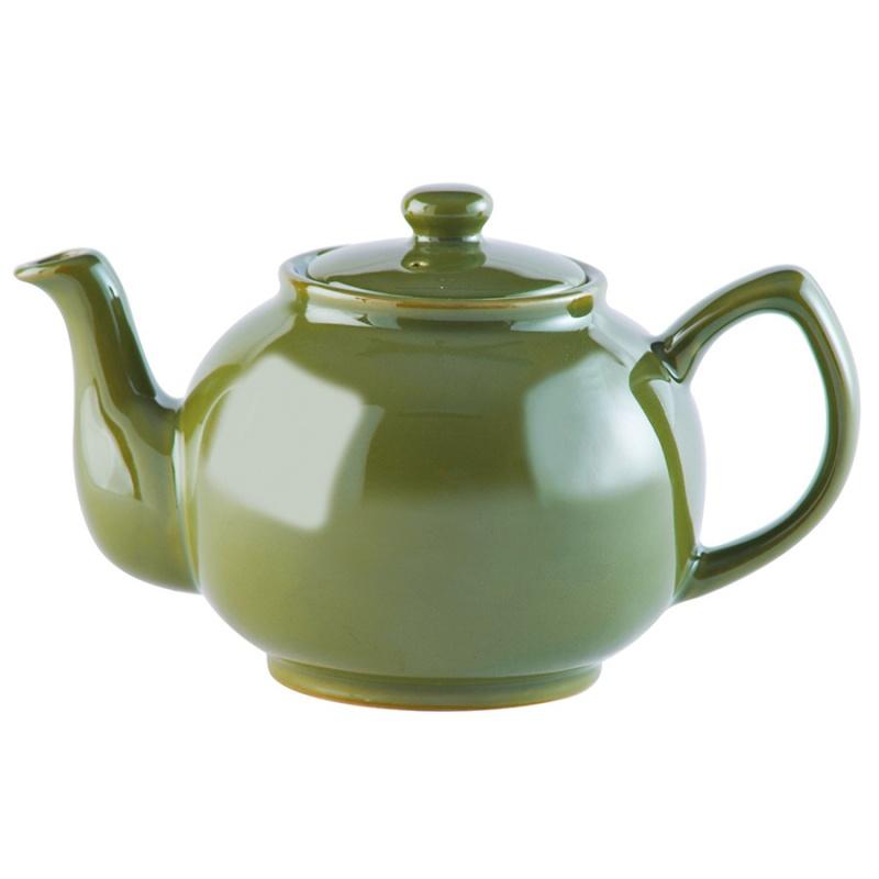 Чайник заварочный Bright Colours 1,1 л зеленый