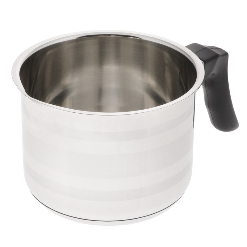 Молочник 1 л SSW нержавеющая сталь