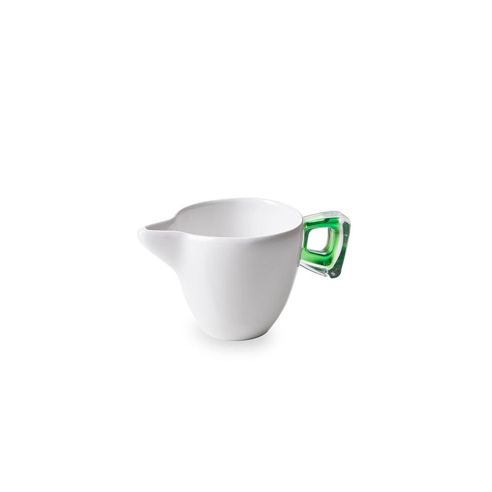 "Молочник 0,15 л Omada "",Square"", зелёный"